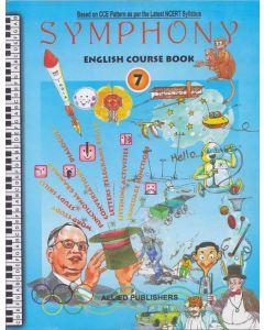 Symphony English Course Book (Class-7)