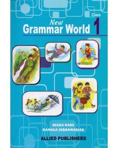New Grammar World - Class 1