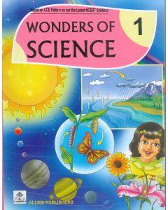 Wonders of Science (Class-1)