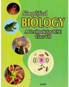 Simplified Biology A Textbook For ICSE (Class-VII)