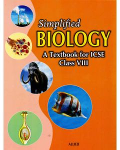 Simplified Biology A Textbook For ICSE (Class-VIII)