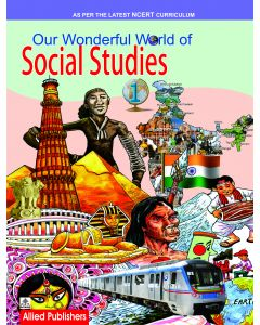 Our Wonderful World of Social Studies (Class-1)