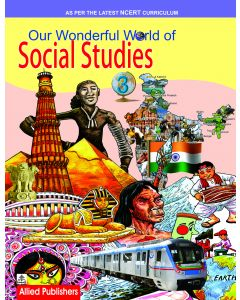 Our Wonderful World of Social Studies (Class-3)
