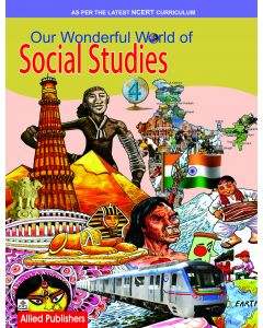 Our Wonderful World of Social Studies (Class- 4)