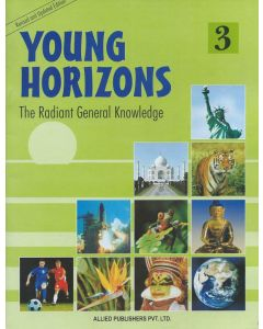 Young Horizons: The Radiant General knowledge (Class-3)