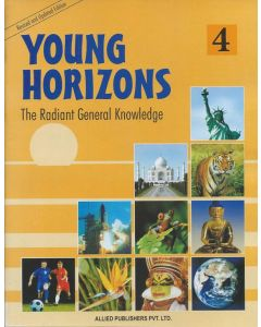 Young Horizons: The Radiant General knowledge (Class-4)