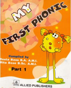 My First Phonic: Part 1