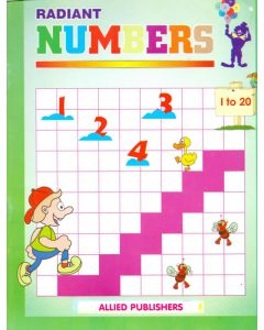 Radiant Numbers - 1 to 20
