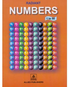 Radiant Numbers- (1 to 50)