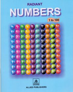 Radiant Numbers- (1 to 100)