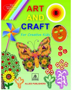 Art and Craft for Creative Kids (Introductory-B)