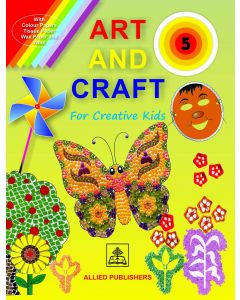 Art and Craft for Creative Kids (Book-5)  Submit