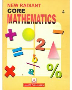 New Radiant Core Mathematics (Class-4)