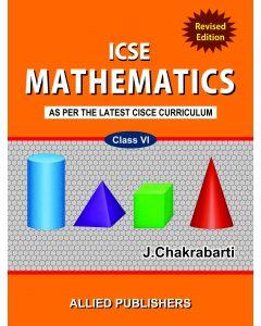 ICSE Mathematics (Class VI)