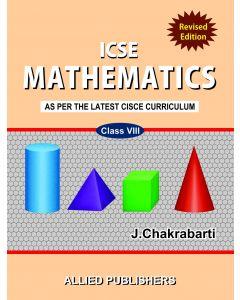 ICSE Mathematics (Class VIII)