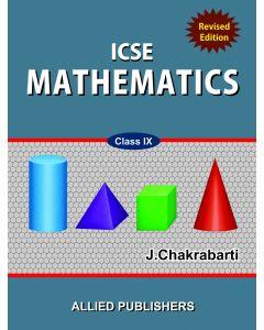 ICSE Mathematics (Class IX)