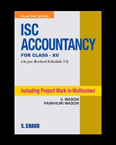 ISC Accountancy