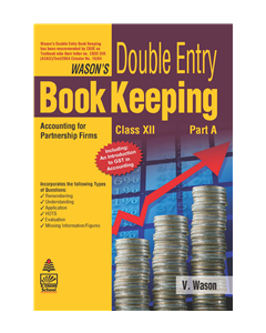 Wason'S Double Entry Book Keeping