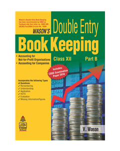 Wason's Double Entry Book Keeping Part B