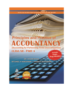 Principles and Practice of Accountancy Part A (Accounting for Partnership Firms and Companies)