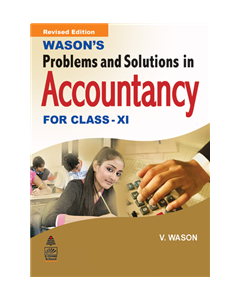 Problem And Solution In Accountancy