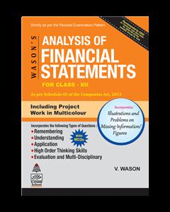 Wason'S Analysis Of Finan.Statements
