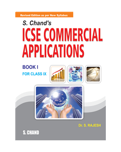 S. Chand's ICSE Commerical Applications