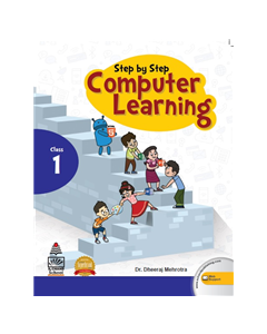 Step by Step Computer Learning Book-1
