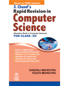 S.Chand's Rapid Revision in Computer Science