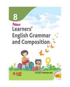 New Learner's English Grammar & Composition Book
