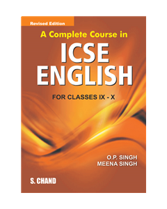 A Complete Course in ICSE English