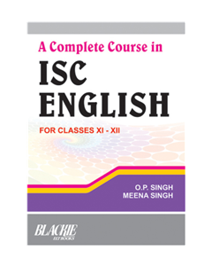 A Complete Course in ISC English