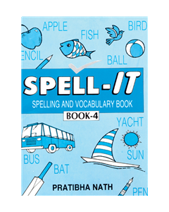 Spell-IT Spelling And Vocabulary