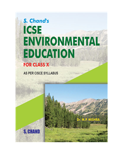 S. Chand's ICSE Environmental Education