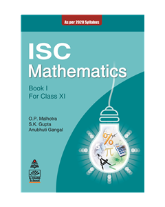 S. Chand's ISC Mathematics Book I