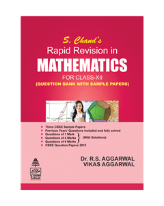 S. Chand's Rapid Revision in Mathematics