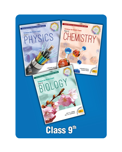 Lakhmir Singh Science Combo (Physics, Chemistry , Biology) for Class-9 with Free VRX 3D Glass Box.